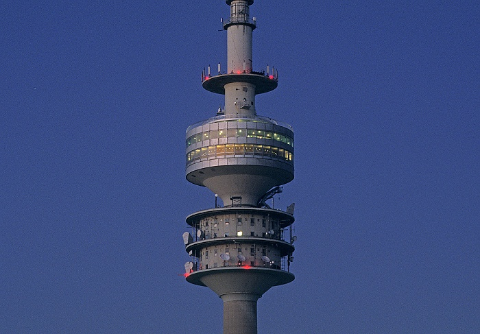 Olympiaturm München 2009