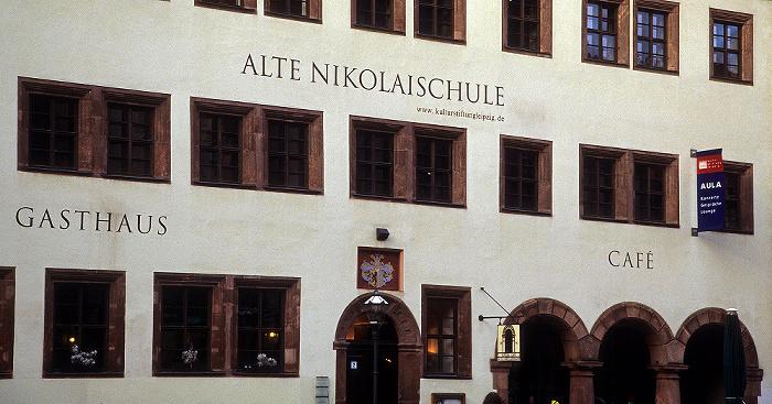 Alte Nikolaischule (Antikenmuseum der Universität Leipzig)