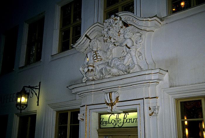 Leipzig Kaffeehaus Zum arabischen Coffe Baum