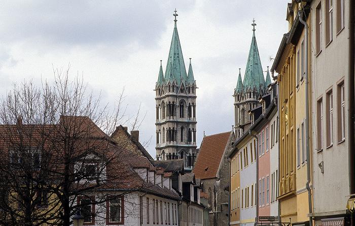 Altstadt: Steinweg, Naumburger Dom St. Peter und Paul