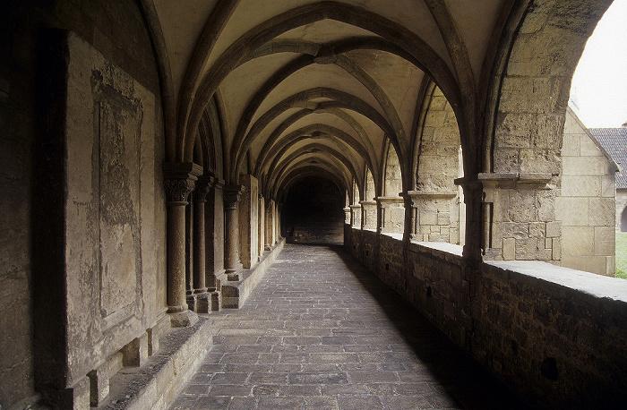 Naumburger Dom St. Peter und Paul: Kreuzgang