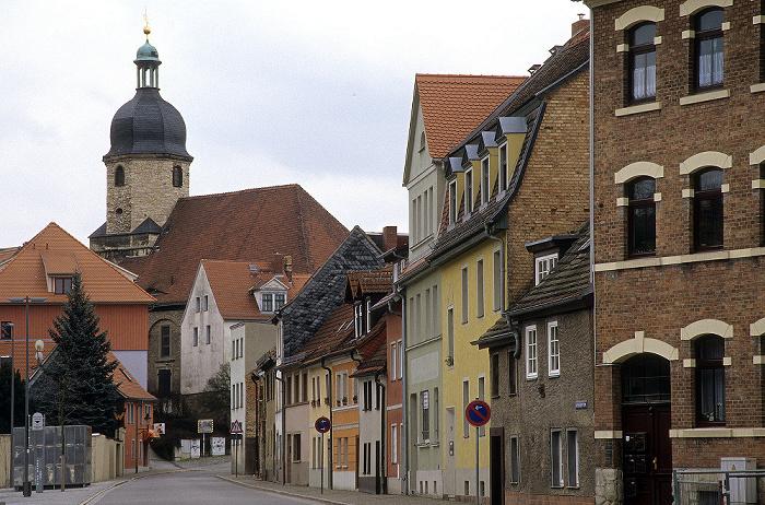 Naumburg Altstadt: Othmarskirche