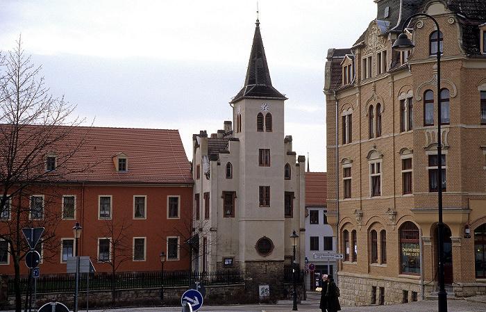 Naumburg Altstadt