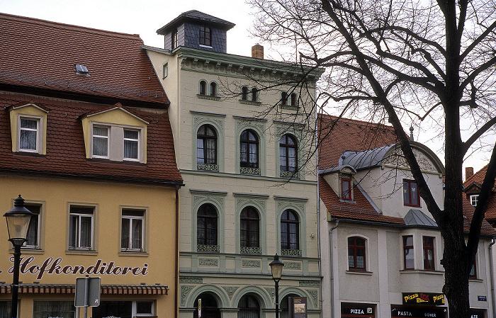 Naumburg Altstadt: Lindenring