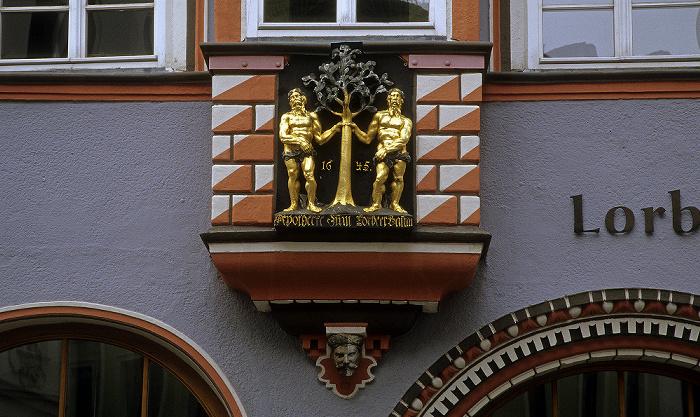 Naumburg Altstadt: Herrenstraße