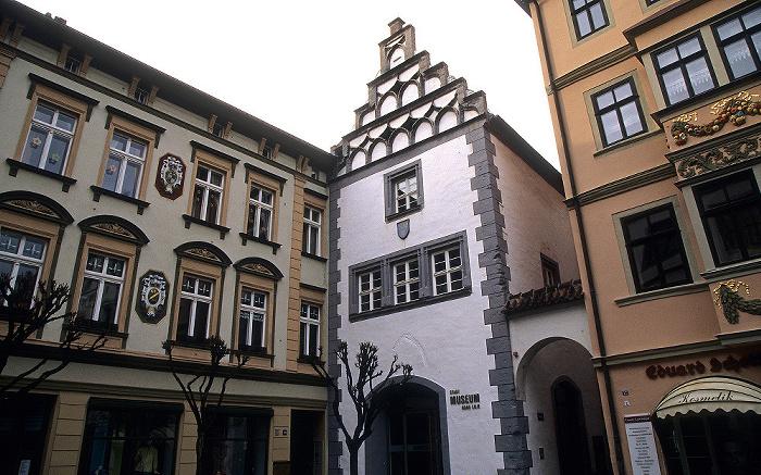 Naumburg Marktplatz: Hohe Lilie (Stadtmuseum)