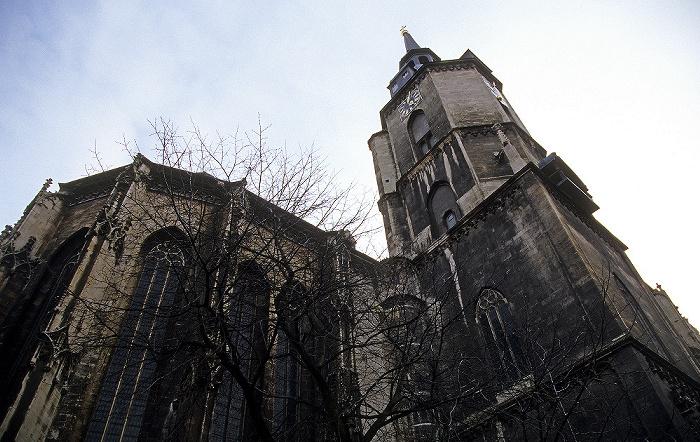Naumburg Altstadt: Stadtkirche St. Wenzel