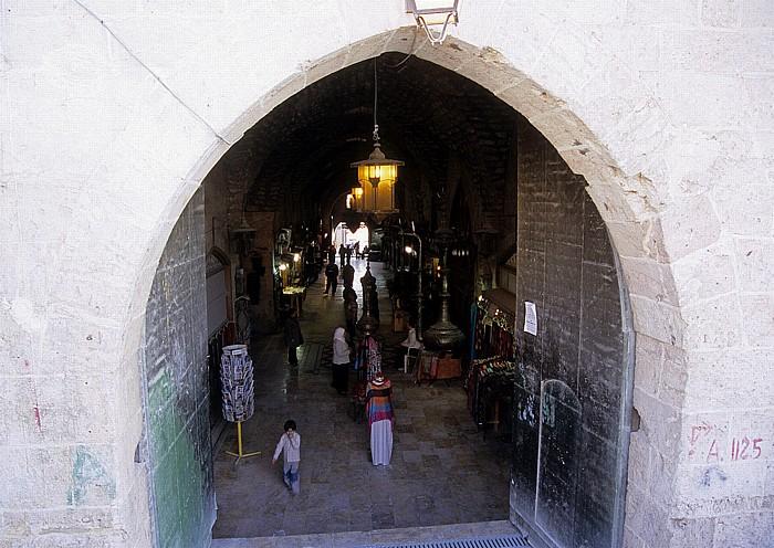 Aleppo Altstadt: Suq al-Shouna