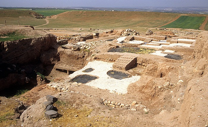 Tell Mardikh Die Toten Städte: Ausgrabungsstätte von Ebla