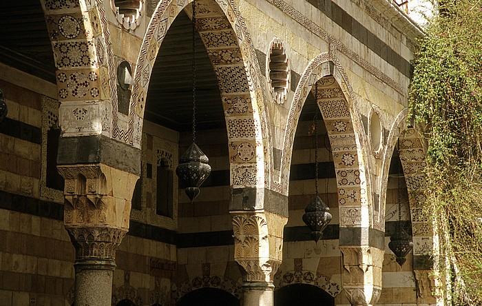 Damaskus Altstadt: Azem-Palast (Qasr al-Azem)