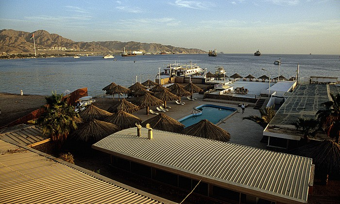 Aquamarina Beach Hotel, Rotes Meer (Golf von Aqaba), Arabische Halbinsel