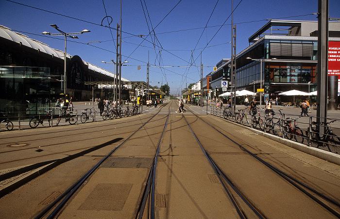 Dresden Bahnhofsplatz Hauptbahnhof