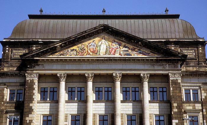 Dresden Neustädter Elbufer: Sächsisches Staatsministerium der Finanzen