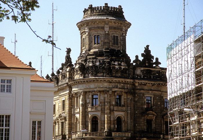 Innere Altstadt: Polizeidirektion Dresden