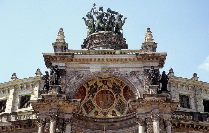 Dresden Innere Altstadt: Semperoper