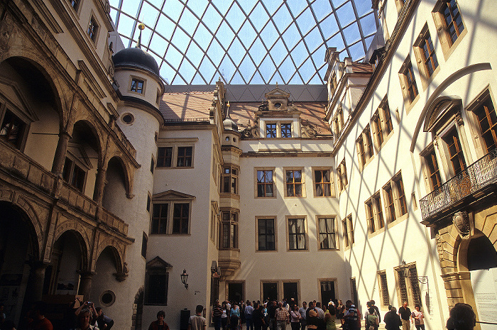 Dresden Innere Altstadt: Residenzschloss