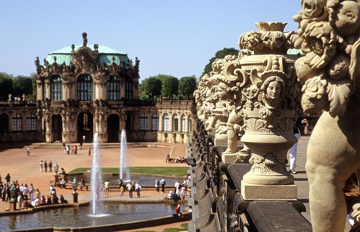 Dresden Innere Altstadt: Zwinger