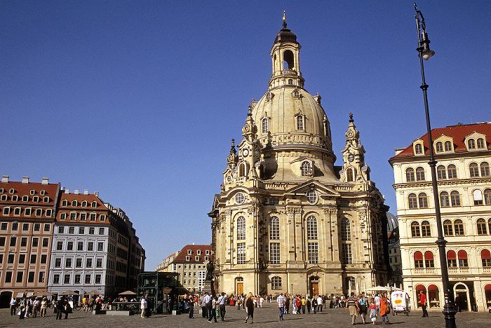 Dresden Innere Altstadt: Frauenkirche