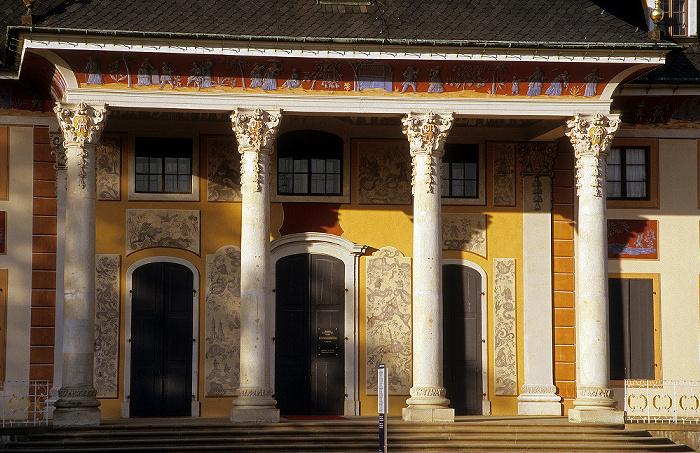 Dresden Schlosspark Pillnitz: Bergpalais