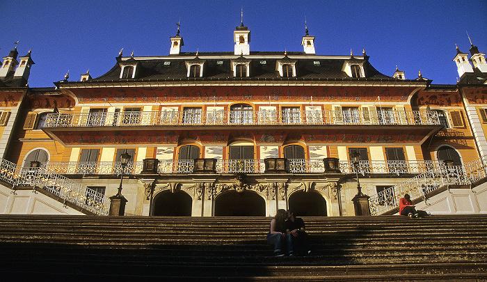 Dresden Schlosspark Pillnitz: Wasserpalais