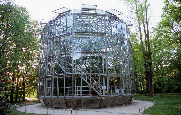 Dresden Schlosspark Pillnitz: Gewächshaus der Kamelie