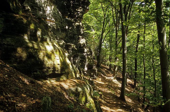 Sächsische Schweiz Elbsandsteingebirge