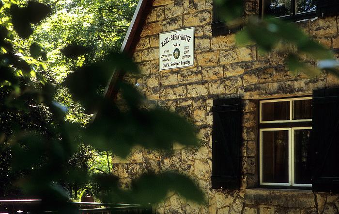 Sächsische Schweiz Elbsandsteingebirge: Karl-Stein-Hütte