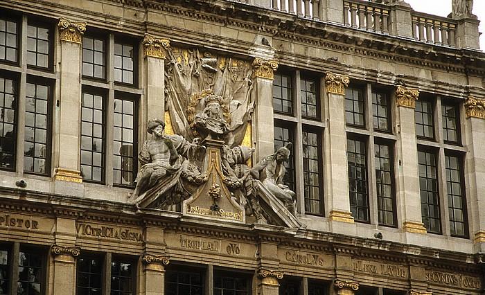 Brüssel Grand Place (Grote Markt): Zunfthäuser