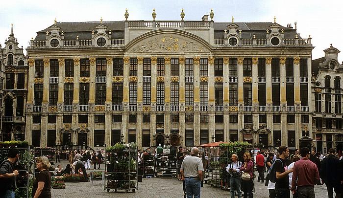 Brüssel Grand Place (Grote Markt): Maisons des Ducs de Brabant