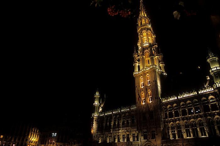 Brüssel Grand Place (Grote Markt): Rathaus