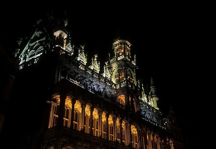 Brüssel Grand Place (Grote Markt): Maison du Roi (Broodhuis)