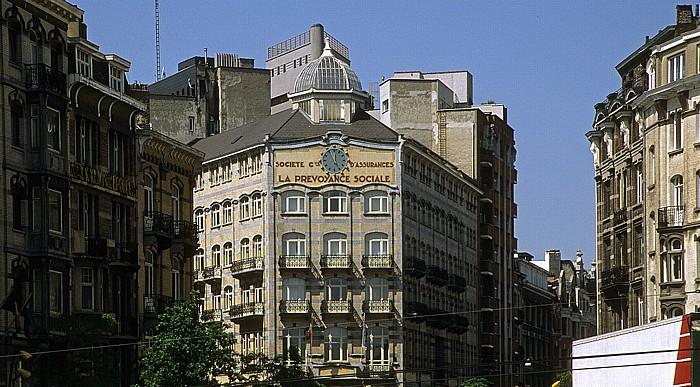Brüssel Petite Ceinture (Kleine Ring): Boulevard Poincaré
