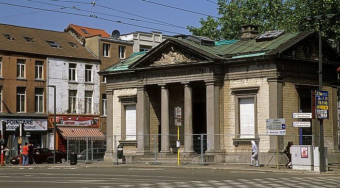 Brüssel Petite Ceinture (Kleine Ring): Porte d'Anderlecht / Anderlechtsepoort