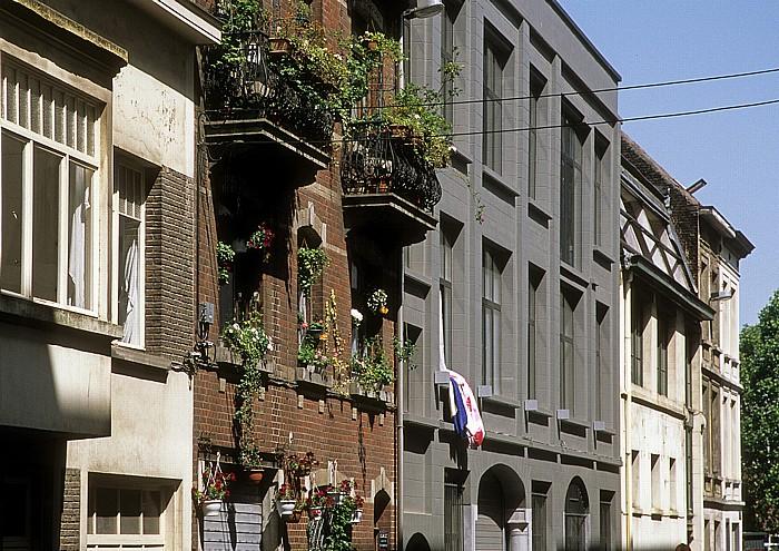 Brüssel Rue des Fabriques