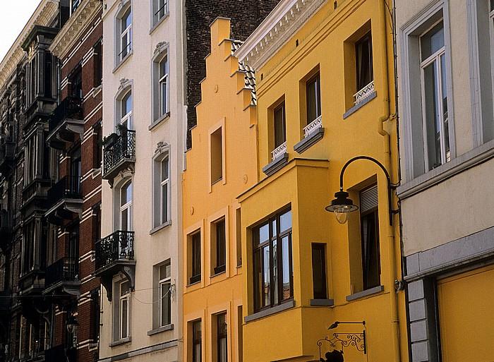 Brüssel Rue des Chartreux (Kartuizersstraat)