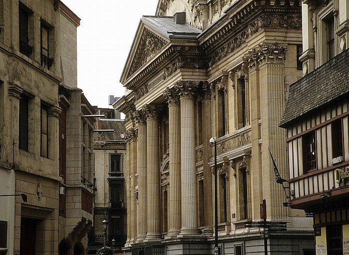 Brüssel Börse (Bourse de Bruxelles / Beurs van Brussel)