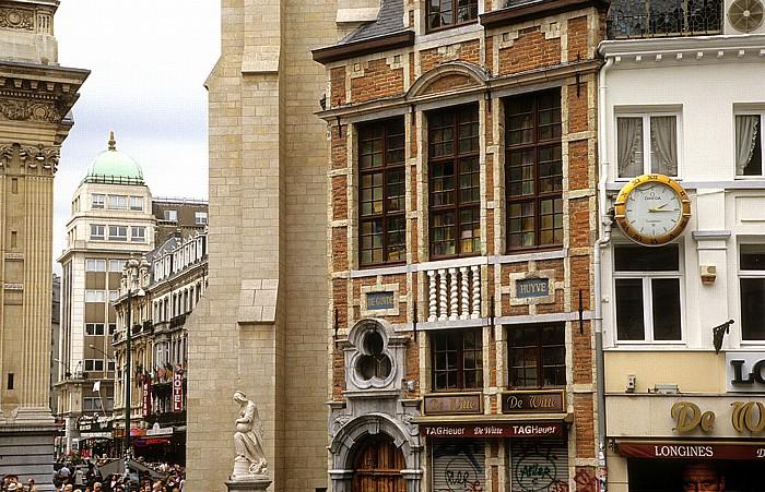 Brüssel Saint-Nicolas (Sint-Niklaaskerk)