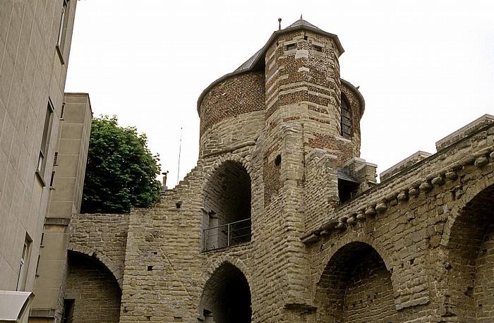 Brüssel Mittelalterliche Befestigungen