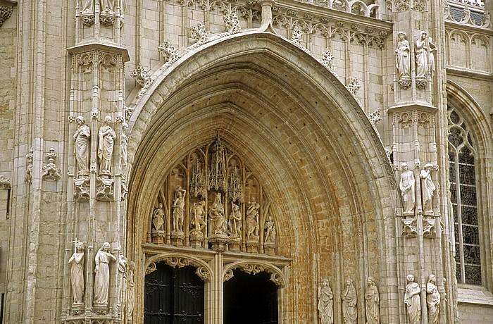 Brüssel Notre-Dame du Sablon (Onze-Lieve-Vrouw ten Zavel)