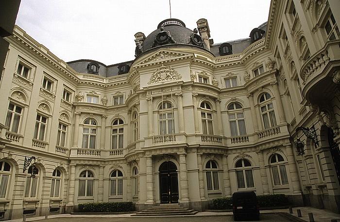 Brüssel Rechnungshof (Cour des comptes / Rekenhof)