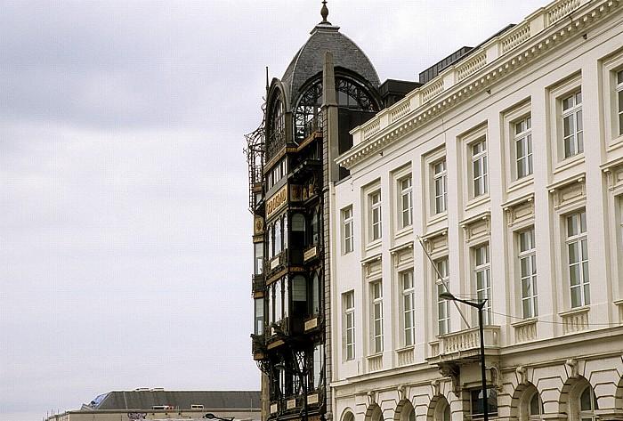 Brüssel Ehemaliges Kaufhaus Old England (Musikinstrumentemuseum)