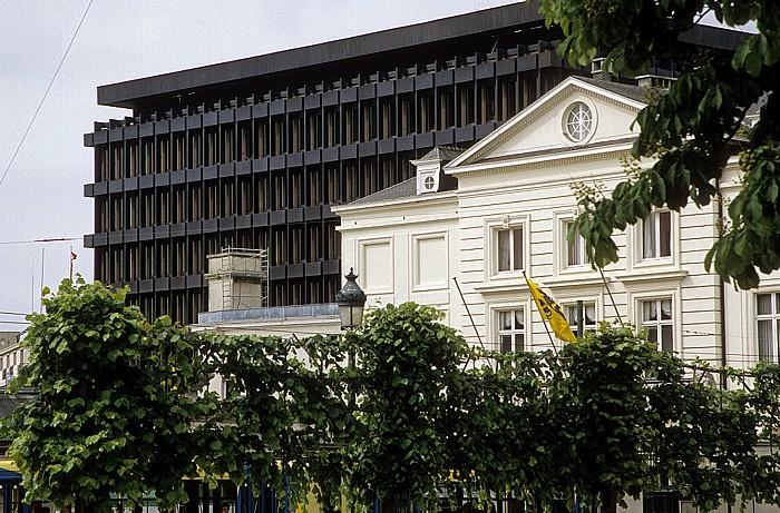 Brüssel Rue Royale (Koningsstraat): Hotel Errera