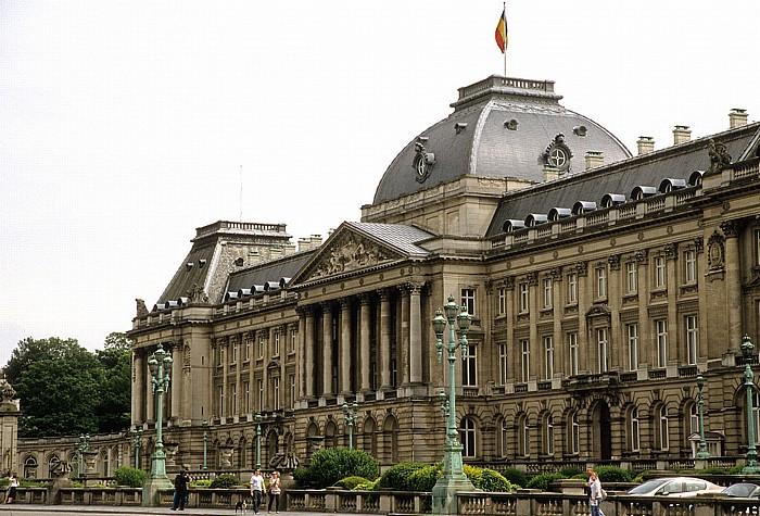 Brüssel Königlicher Palast (Palais Royal / Koninklijk Paleis)