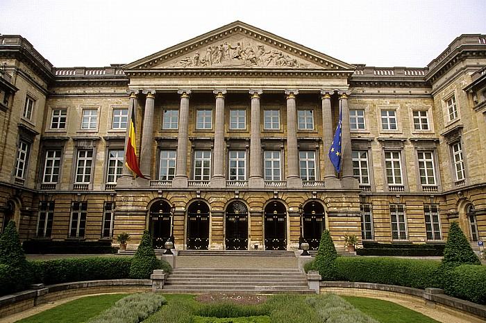 Brüssel Palast der Nation (Belgische Abgeordnetenkammer)