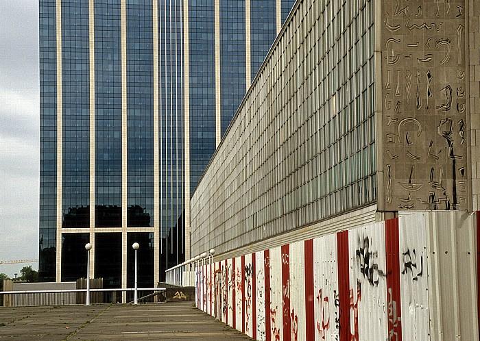 Brüssel Place du Congres (Congresplein)