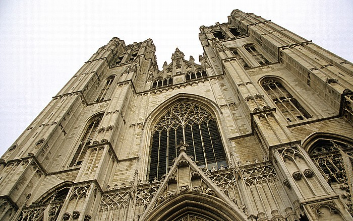 Brüssel Kathedrale St. Michael und St. Gudula Kathedrale St. Michel