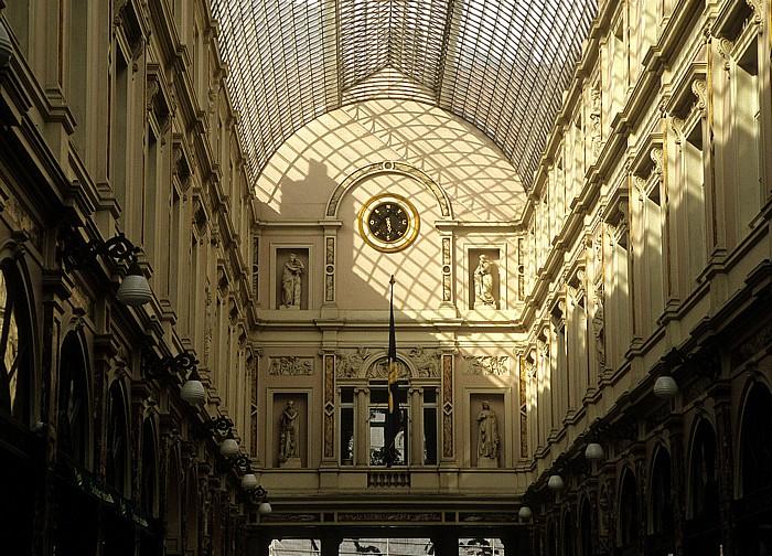 Brüssel Galeries Royales Saint-Hubert