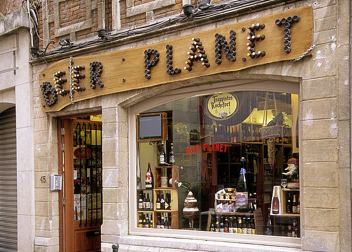 Brüssel Beer Planet