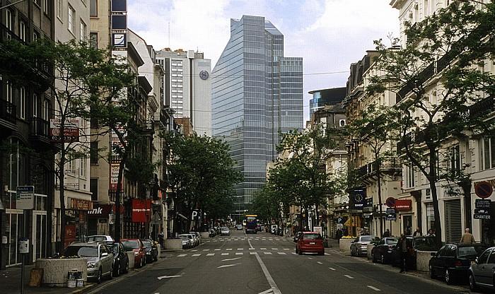 Brüssel Sheraton Brussels Hotel Tour Dexia