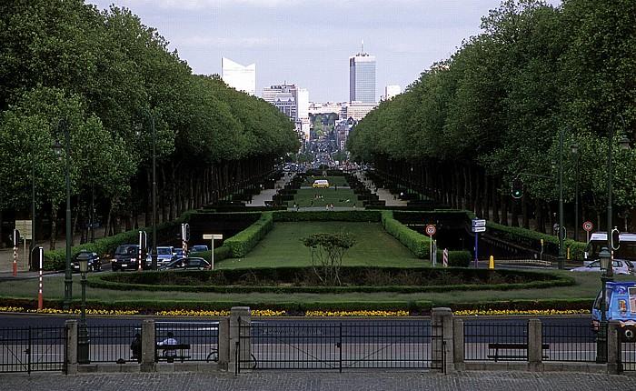 Brüssel Parc Élisabeth (Elisabethpark)